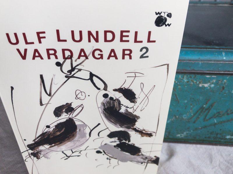 Ulf Lundells bibliotek – del 2